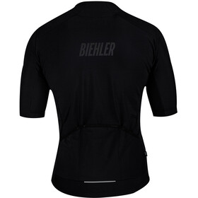 Biehler Neo Classic Thermal Rain Maillot manches courtes Homme, black